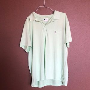 IZOD Golf Striped Polo Shirt XXL